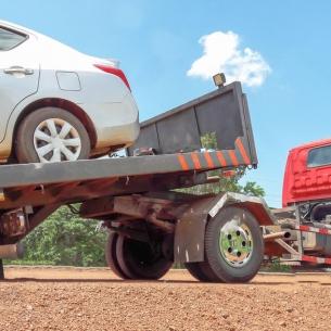 Retención de vehículos